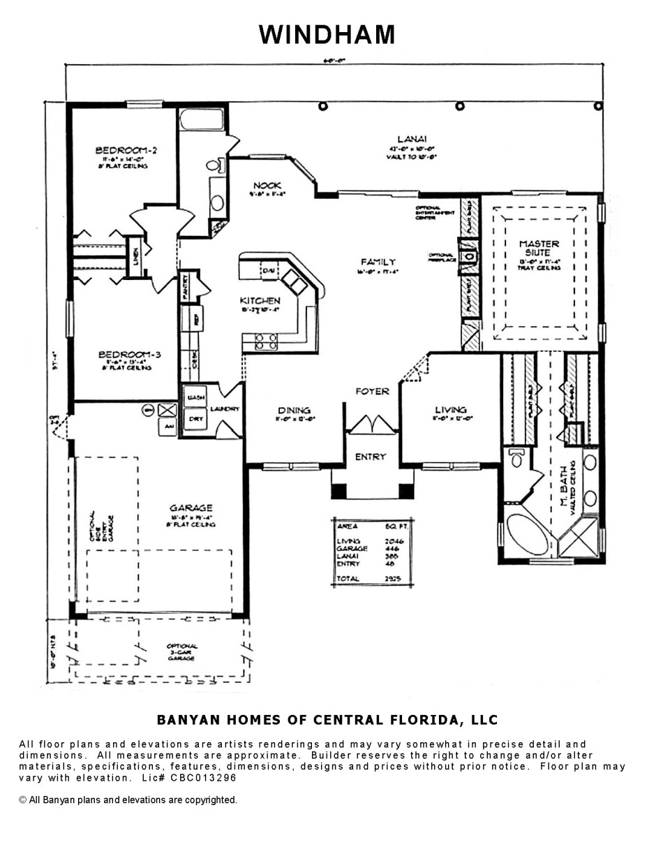 WINDHAM Floorplan