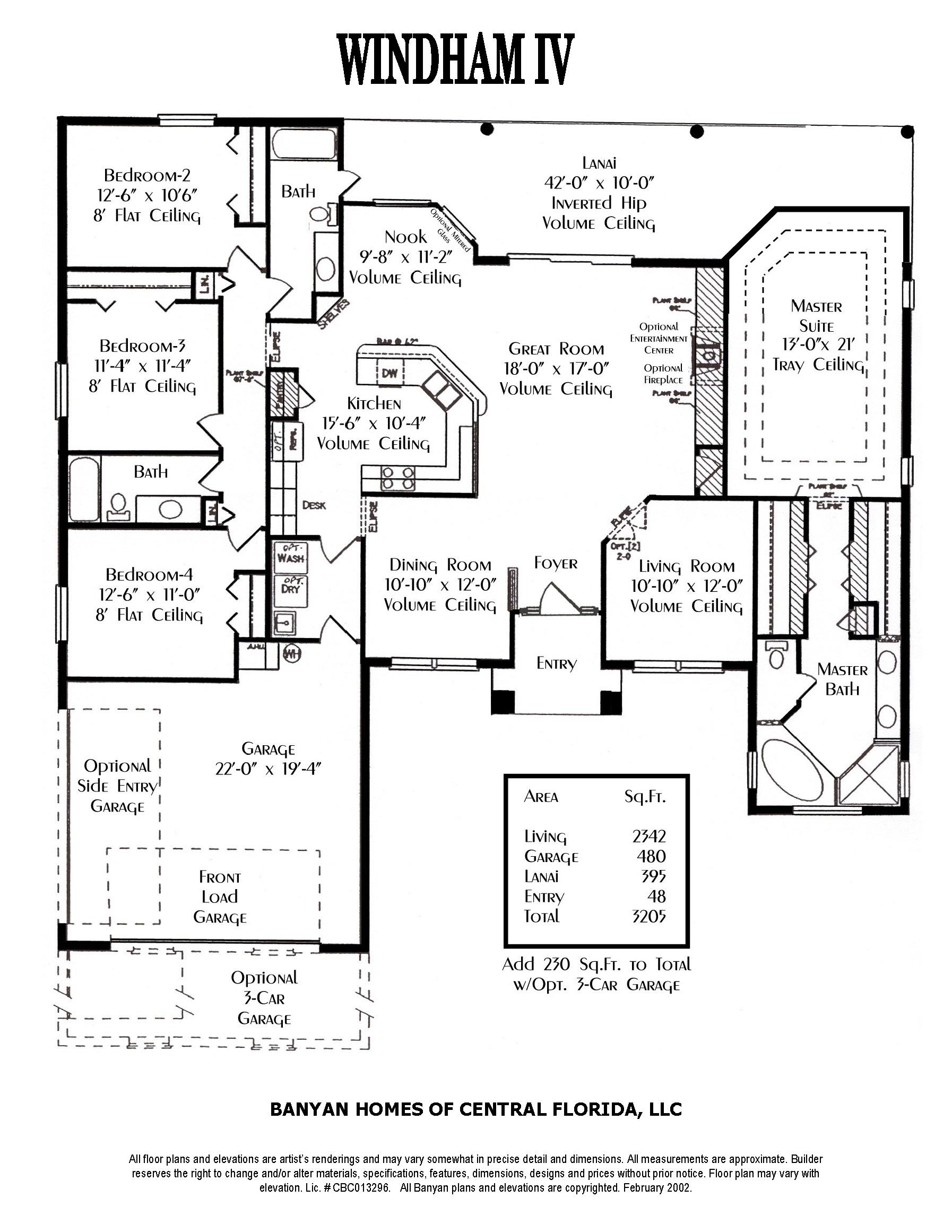 home design 4 bedroom 3 bath 2 story house plans decorating double windham iv 4 bedroom 3 bath