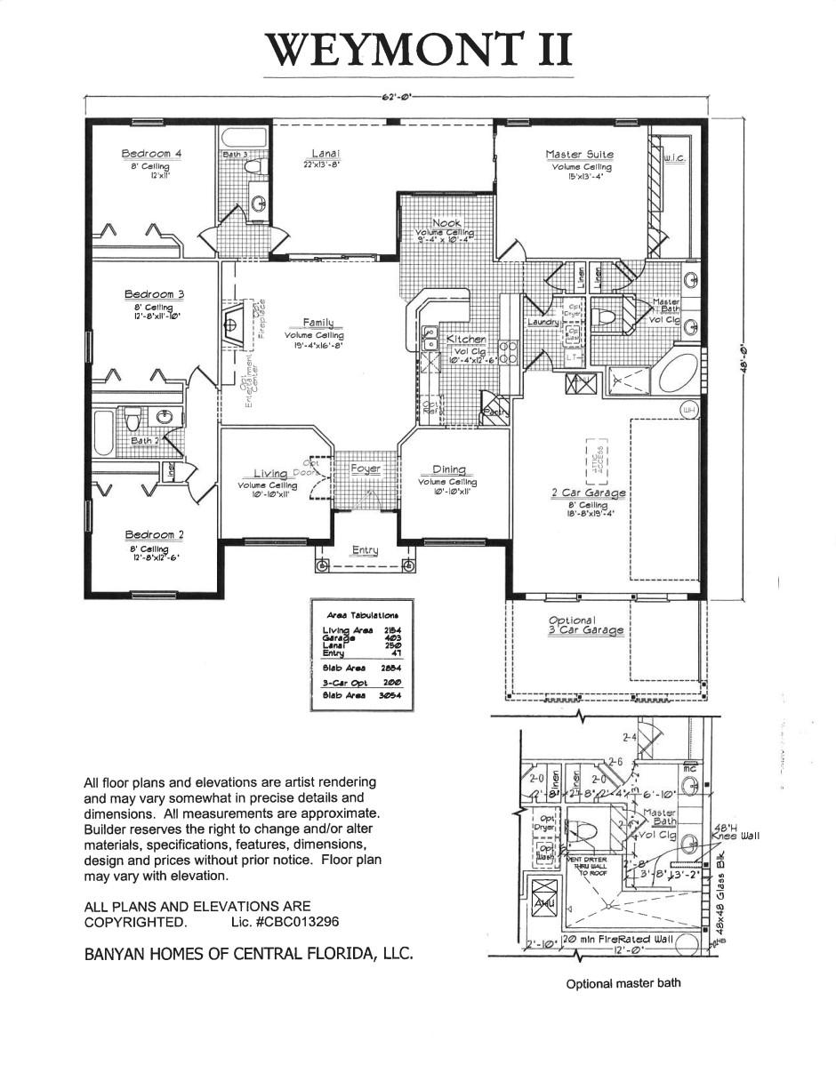 Weymont II Floorplan
